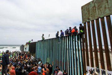 Caravana no pide asilo asilo