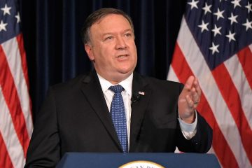 Pompeo dice a CNN