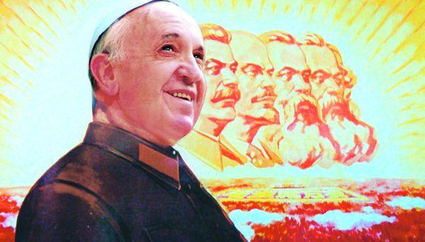 Bergoglio Comunista