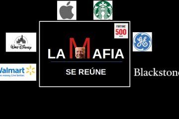 mafia corporativa