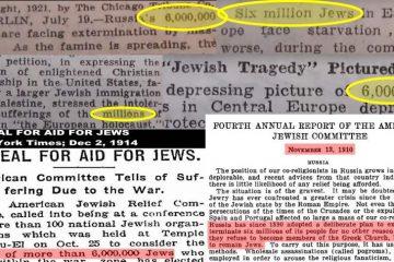 6.000.000 de judíos